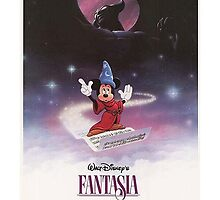Disney Fantasia by N1K0VE