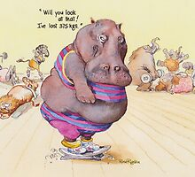 I've lost 375 Kgs! by RoseRigden