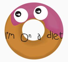 Donut - I'm on a diet by ShiningHoney