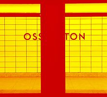 Ossington Station by Valentino Visentini