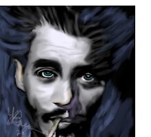 Johnny depp z by BlueChicago