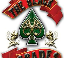 The Black Spades '11 by Ruperto Romero Jr.