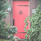 Red Door by Elizabeth Thomas