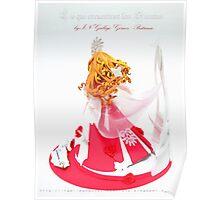 Princesa Eholja. Colección Princesas de lo que encuentran las Sirenas. Poster