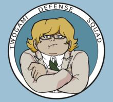 TWOGAMI DEFENSE SQUAD (centered) by peruaboo