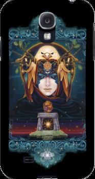 Destiny - Mistress of the Ways by RavynnePhelan