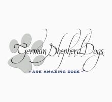 German Shepherd Dogs - Amazing Dogs by Helen Green