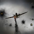 Dakotas at Arnhem by Gary Eason + Flight Artworks