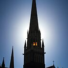 St Patricks Cathedral #2 by Deanna Gardam