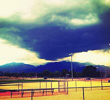 Stormy Colorado by MikePeterson91