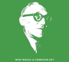 What would le Corbusier do? by pohcsneb