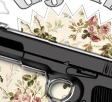 Ex CIA Agent Sticker