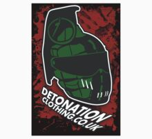 Detonation Clothing Logo by DetonationCloth