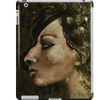 The Bride of Glass Blossoms iPad Case/Skin