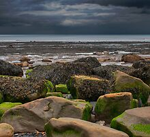 Port Mulgrave, North Yorkshire by English Landscape Prints