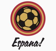 Spain Football / Soccer by artpolitic