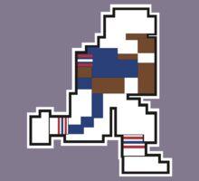 Nintendo Tecmo Bowl Buffalo Bills B by jackandcharlie