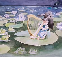 A Concert for the Frog Prince by DaryaT