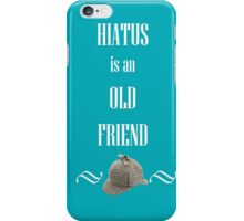 HIATUS iPhone Case/Skin