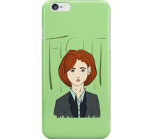 Fight - Scully iPhone Case/Skin