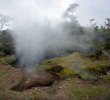 Kiluea Steaming Earth by Crex2