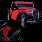 1937 Bugatti Type 57 Atalante Coupe I by DaveKoontz