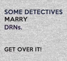 some detectives marry DRNs by SallySparrowFTW