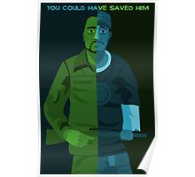Walking Dead - You Could Have Saved Him Poster