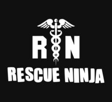 New For Nurses - Rescue Ninja by onyxdesigns