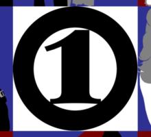 The Chosen One(s) Sticker