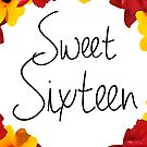 Sweet Sixteen by May92