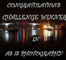 Challenge Banner (As is Photography) by Wayne  Nixon