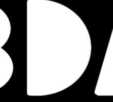 BDA Sticker