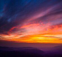 Sunrise at Rila Mountain, Bulgaria by GeorgiKaram