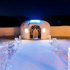 Sorrisniva Ice Hotel, Norway by KarenMcDonald