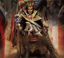 Man of Sin Poster by NatanYah Ysrayl