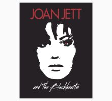 Joan Jett and The Blackhearts by TaVinci