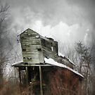 Old Coal Tower by PineSinger