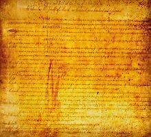 U.S. BILL of RIGHTS by Daniel-Hagerman