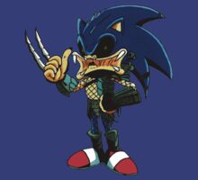 Sonic the Predator by LittleRedHeidi