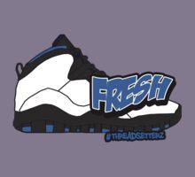 Powder Blue Fresh 10 Kids Clothes