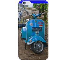 Bukittingi bike iPhone Case/Skin