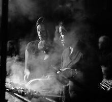 Smoky Skewers by Labonni