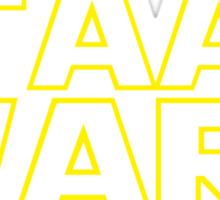 Staal Wars Sticker