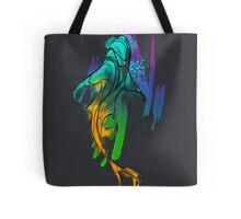 Watercolor Shark Tote Bag