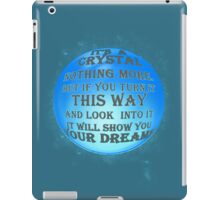 A Crystal - reworked iPad Case/Skin