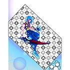 Kingdom Hearts Riku Case Design by Sorage55