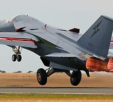 RAAF RF-111C - Take- Off by stevealder