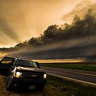 Smith County super cell, Kansas by John Finney