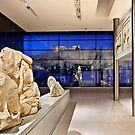 The New Acropolis Museum by Hercules Milas
